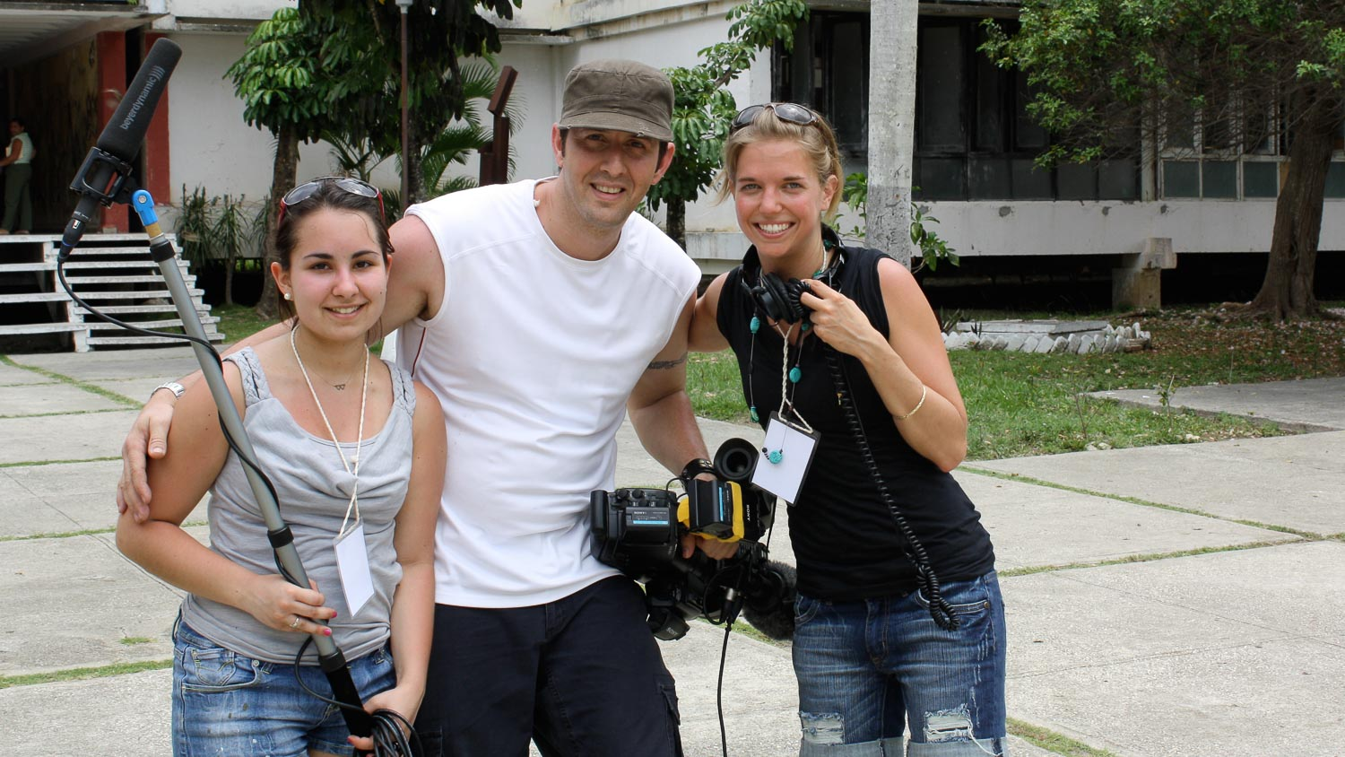 First documentary of Forge Films outside Canada, here in Holguin Cuba during the Cinco de Mayo festival